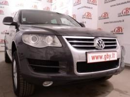 Volkswagen Touareg, Visureigis, 2007-02 | 1