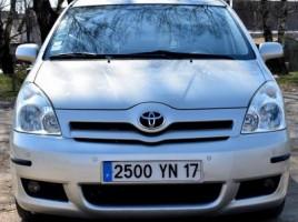 Toyota Corolla Verso, Hečbekas, 2007 | 3
