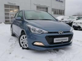 Hyundai i20 hečbekas 2017,  Vilnius