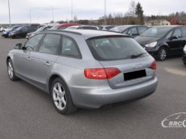 Audi A4, Universalas, 2008   3