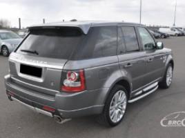 Land Rover Range Rover, Visureigis, 2011 | 2
