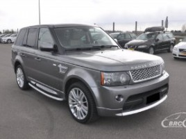 Land Rover Range Rover, Visureigis, 2011 | 1