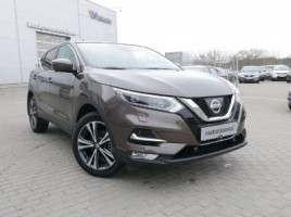 Nissan Qashqai visureigis 2018,  Vilnius