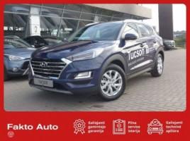Hyundai Tucson visureigis 2018,  Vilnius