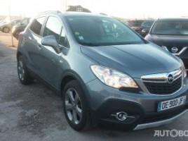 Opel Mokka, Cross-country, 2014-11 | 0
