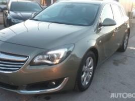 Opel Insignia, Universal, 2014-10 | 3