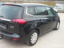 Opel Zafira, Monovolume, 2015-06 | 2