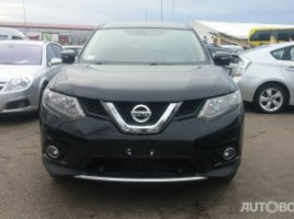 Nissan X-Trail, Cross-country, 2015-10   1