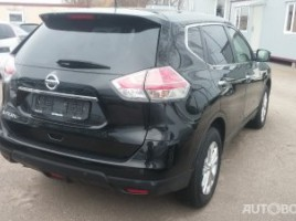 Nissan X-Trail, Cross-country, 2015-10 | 2