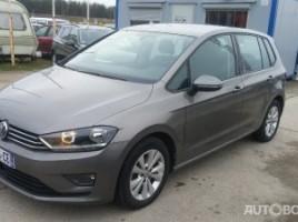 Volkswagen Golf Sportsvan vienatūris