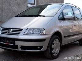 Volkswagen Sharan visureigis