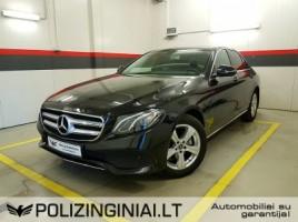 Mercedes-Benz E220 sedanas