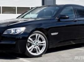 BMW 745 sedanas