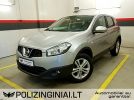Nissan Qashqai cross-country