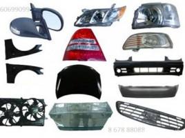 Lengvųjų automobilių dalys | 3