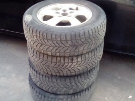 Monza Mazda R15 lengvojo lydinio rat