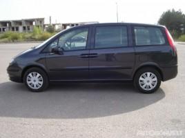 Fiat Ulysse, Vienatūris, 2007-02-24   2