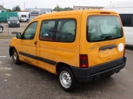 Peugeot Partner, Vienatūris, 2003-01   3