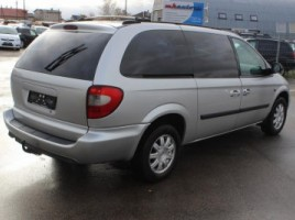 Chrysler Grand Voyager, 2.8 l., vienatūris   2