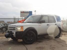 Land Rover Discovery visureigis
