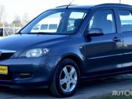 Mazda 2 hečbekas