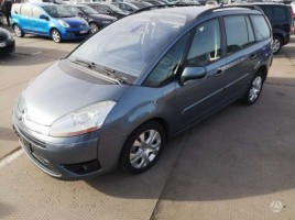 Citroen C4 Grand Picasso vienatūris