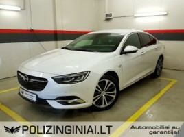 Opel Insignia, 2.0 l., sedanas | 0