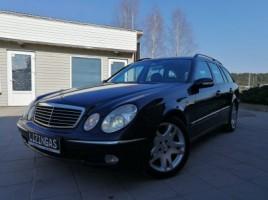 Mercedes-Benz E класса