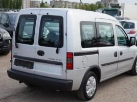 Opel Combo, Vienatūris, 2004-04 | 3