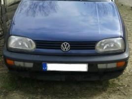 Volkswagen Golf, Хэтчбек, 1994-10-17 | 2