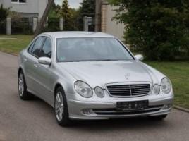 Mercedes-Benz E220, Седан, 2003-09 | 1