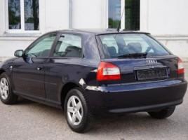 Audi A3, Хэтчбек, 2003-02 | 2