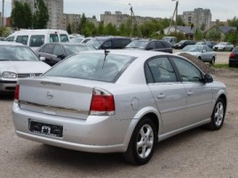 Opel Vectra, Седан, 2006-11   3