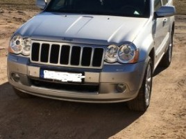 Jeep Grand Cherokee visureigis