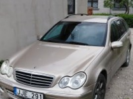 Mercedes-Benz C220 universal
