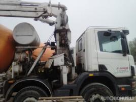 Scania P 124, Betonvežis   1