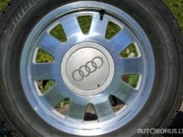 Audi A4 lengvojo lydinio ratlankiai | 2
