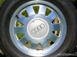 Audi A4 lengvojo lydinio ratlankiai | 3