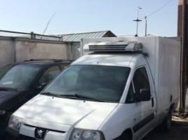 Peugeot Expert, Šaldytuvas | 3