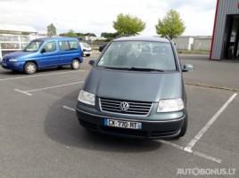 Volkswagen Sharan минивэн