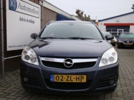 Opel Vectra, Universalas, 2008   3