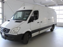 Mercedes-Benz Sprinter komercinis