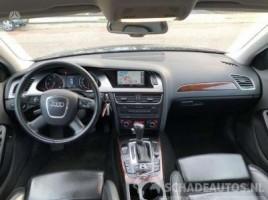 Audi A4, Universalas, 2009   3