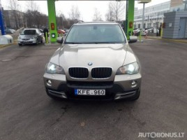 BMW X5, Cross-country, 2008-08 | 1
