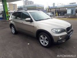BMW X5, Cross-country, 2008-08 | 2