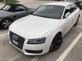 Audi A5 sedanas
