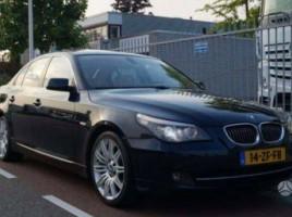 BMW 525, Sedanas, 2009 | 1