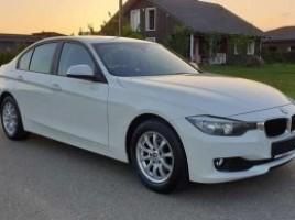 BMW 320, Sedanas, 2012   2