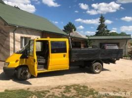 Ford Transit B KATEGORIJA