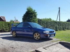 Subaru Impreza sedanas